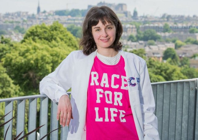 Dr Evropi Theodoratou says fundraisers made her research possible. Picture: TSPL