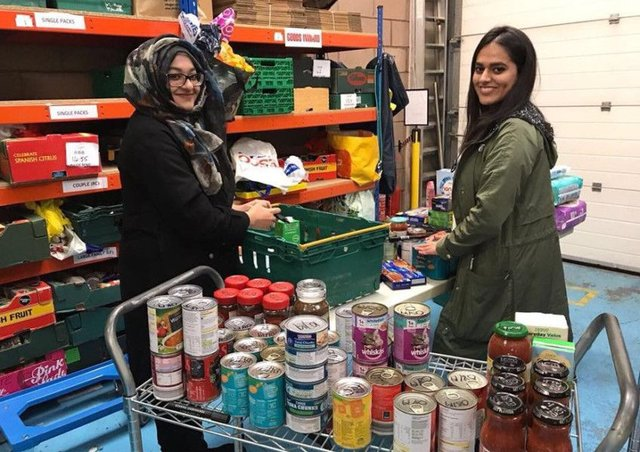 Where You Can Drop Off Foodbank Donations In Edinburgh This