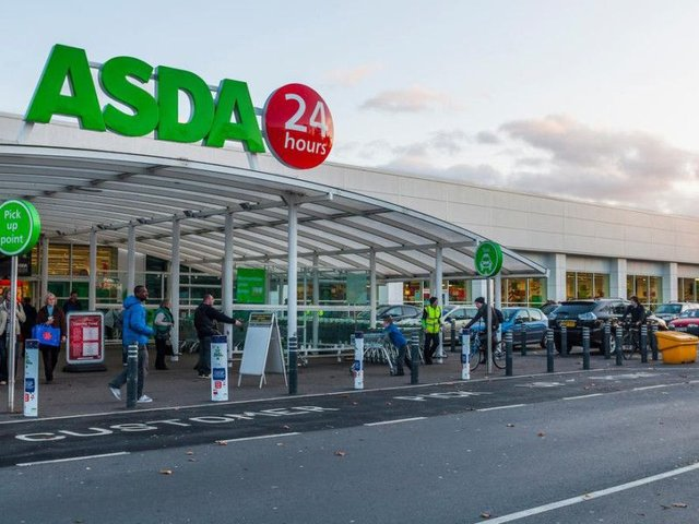 Just Eat Will Soon Deliver Asda Pizzas And Desserts To Your
