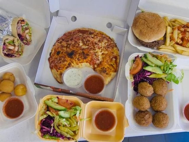 These Are The Edinburgh Finalists In The Scottish Takeaway