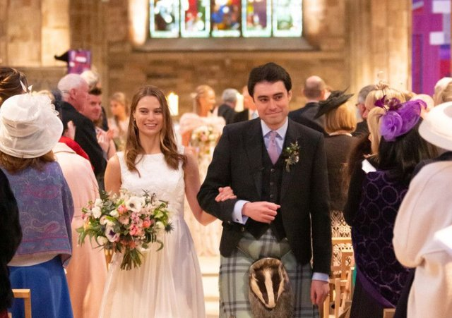 Edinburgh Wedding Delight As Nearly 5 000 Of Bets Paid Out