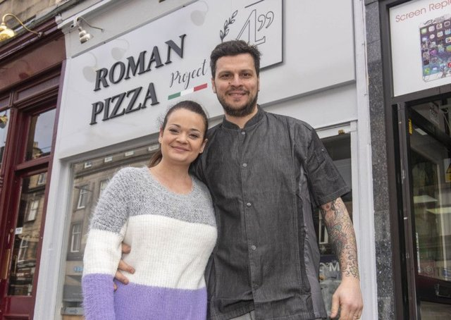 Haymarket Pizza War As Roman Style Pizza Place To Open