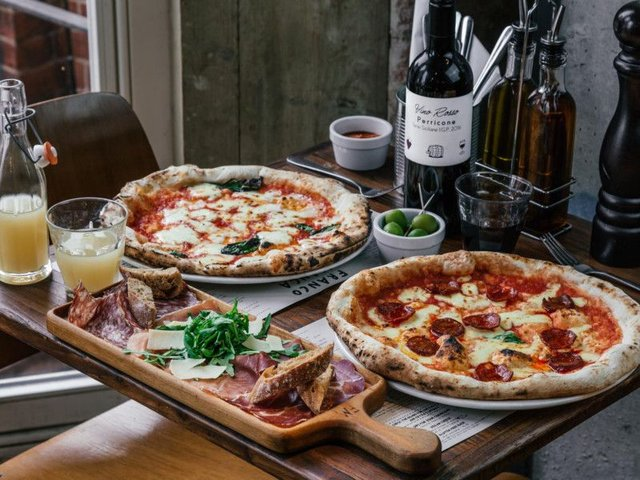 Top London Pizza Specialists Franco Manca Officially Open