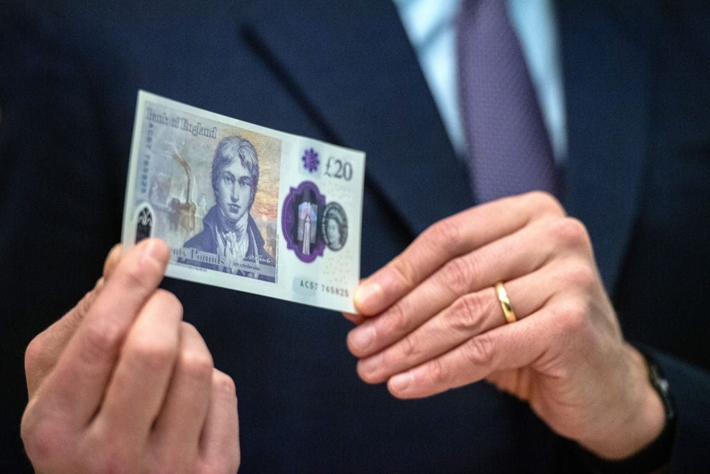 This is who features on the new £20 note - and why they were chosen