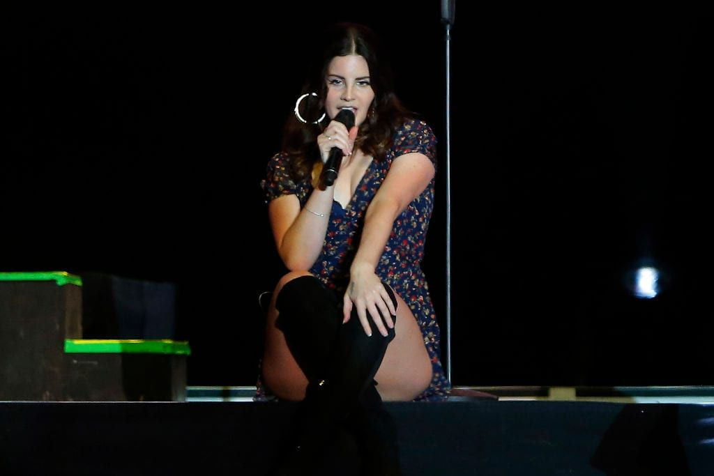 Lana Del Rey has cancelled her UK tour – here's why