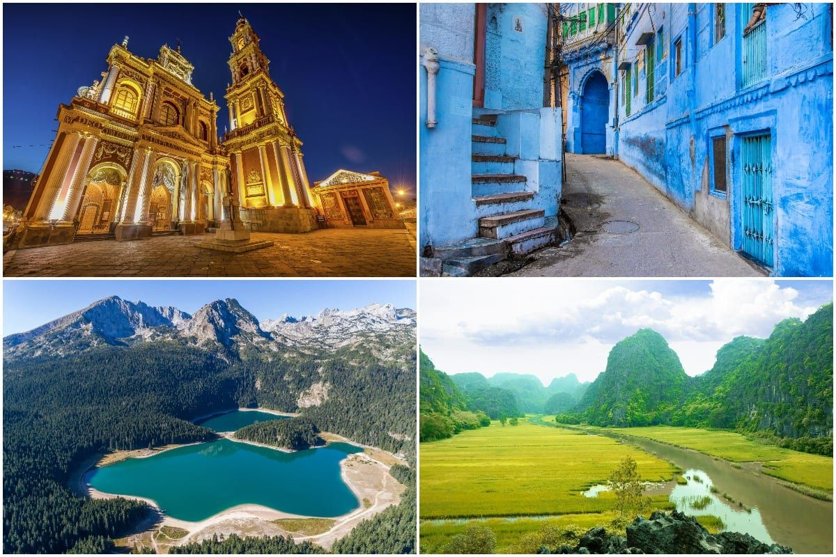 These are the top 10 trending destinations for travellers to explore in 2020