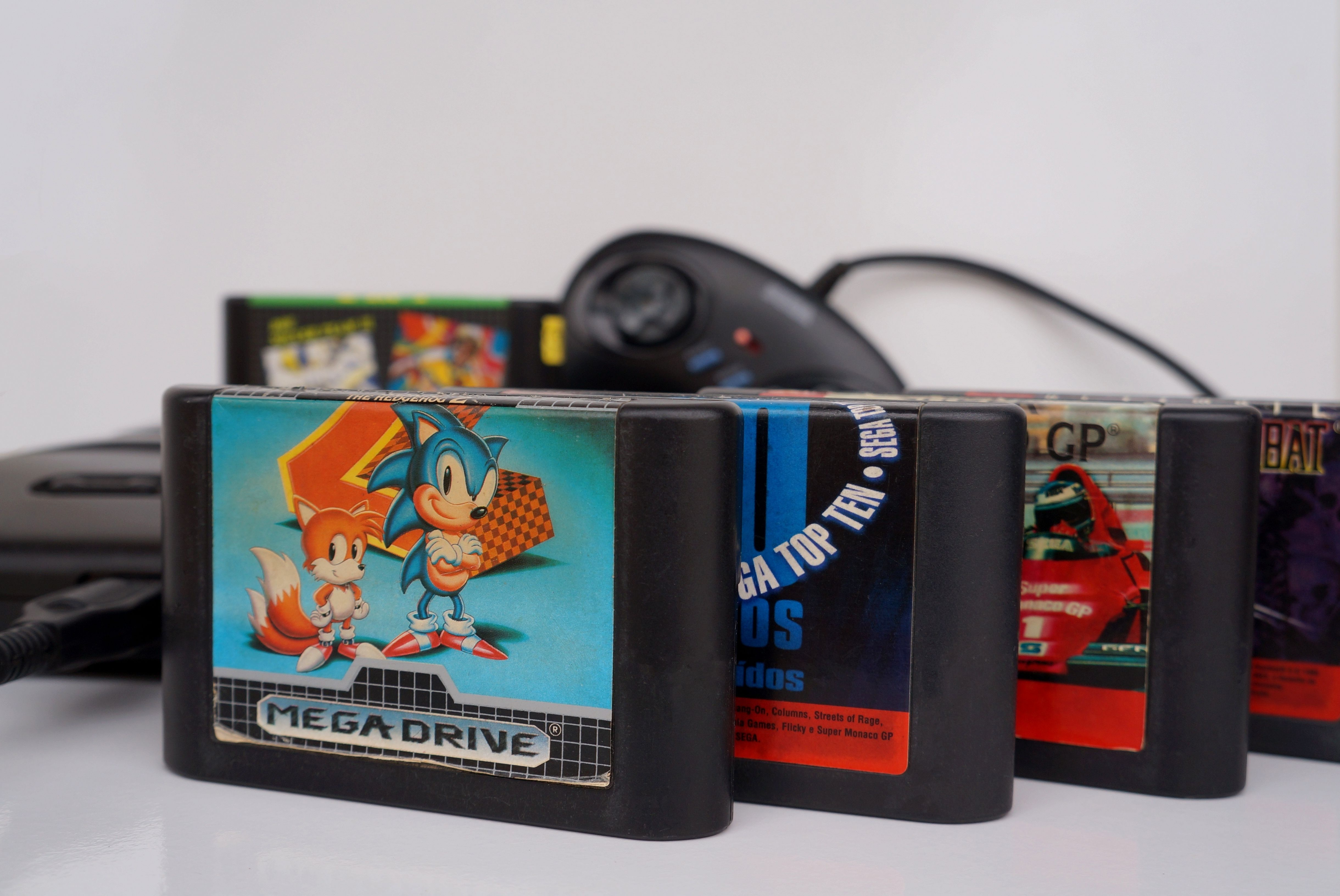 Your old Sonic the Hedgehog games could be worth hundreds