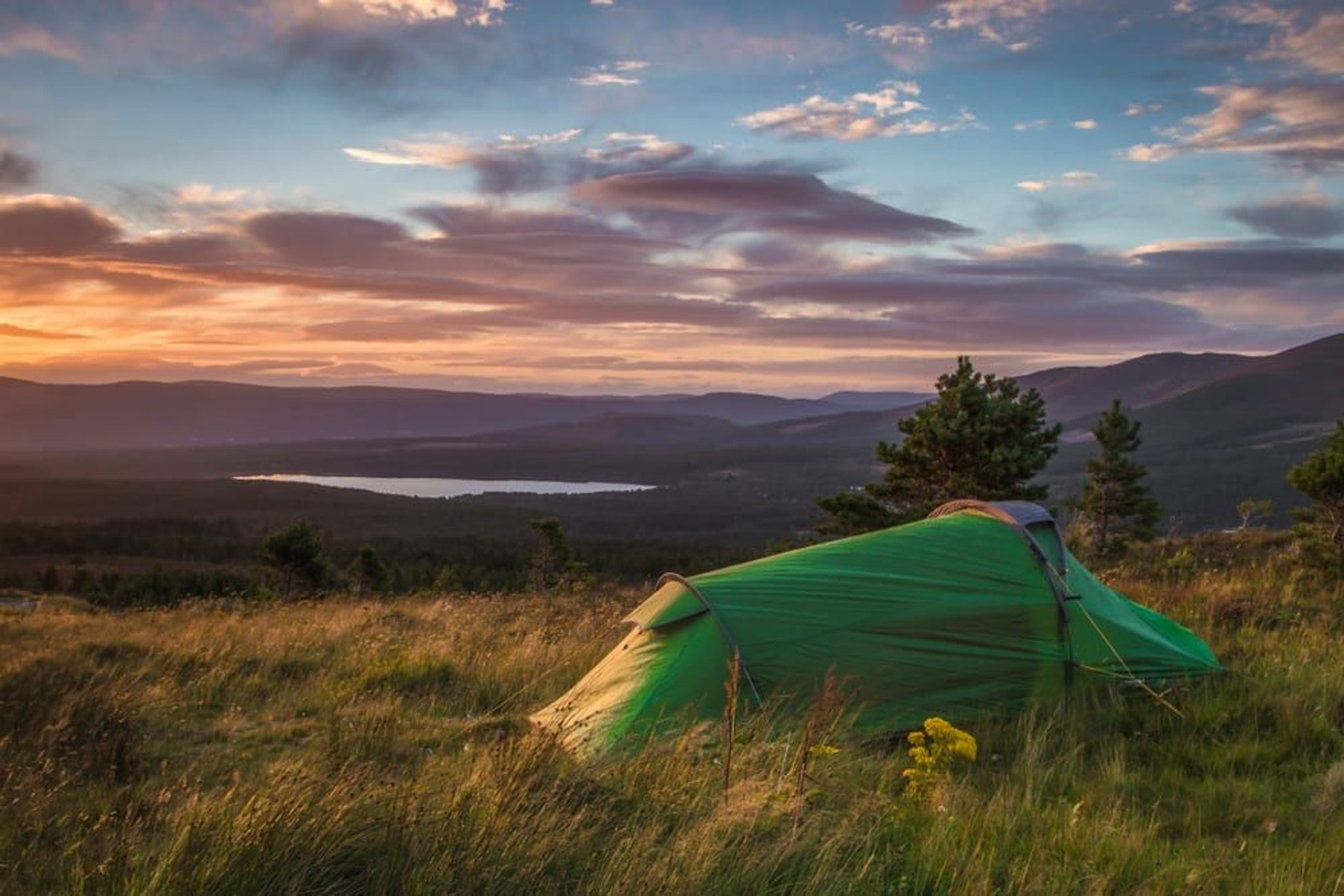 Everything you need to know about wild camping rules in ...