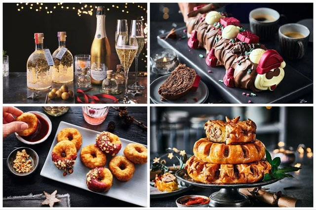M&S Christmas Food 2020 Here's the full M&S Christmas food range for 2020   and when you