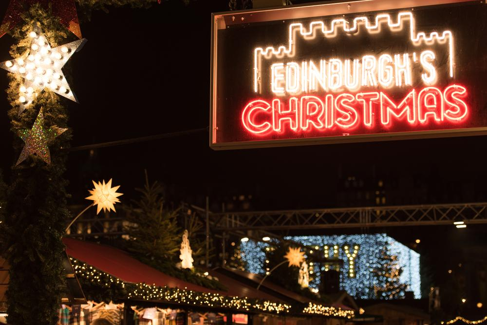 This is when Edinburgh Christmas Market will close in 2020 ...