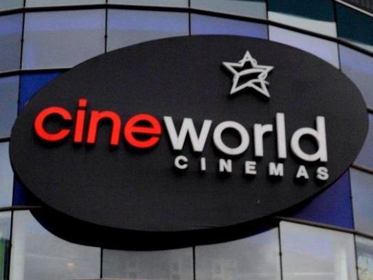 Cineworld Edinburgh Offers 3 Tickets And Massive Discounts For One Week Only To Celebrate Huge Refurb Edinburgh News