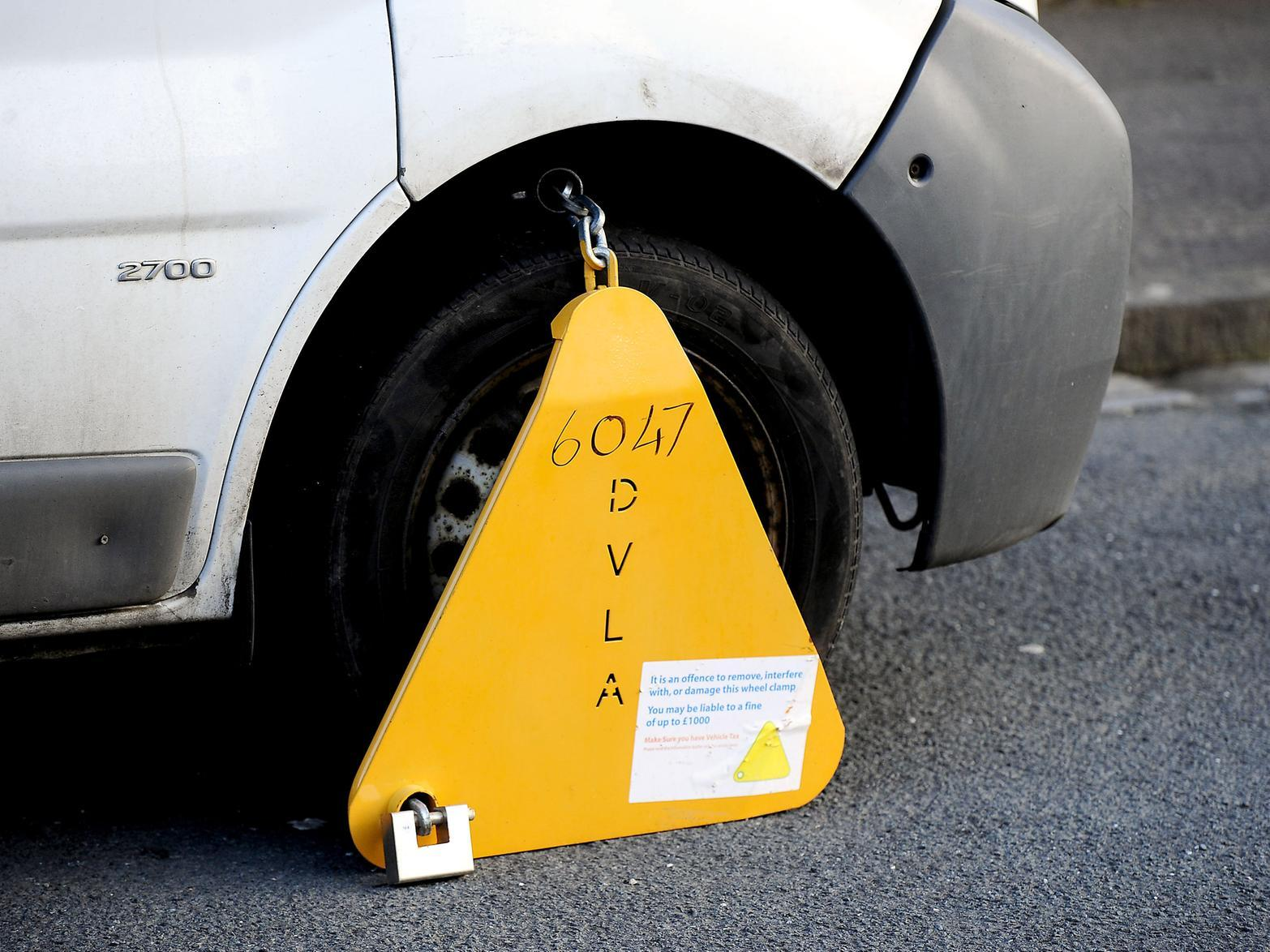 Edinburgh drivers who park on yellow lines or in public bays instead of paying for tickets could now be towed or clamped