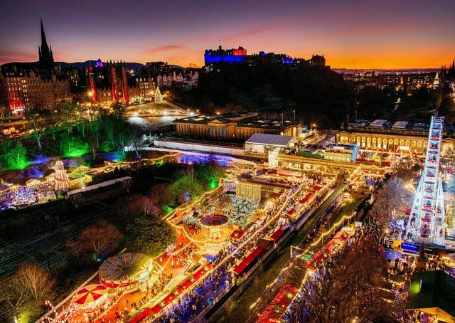 Edinburghs Christmas Exposes Our Strange Value System