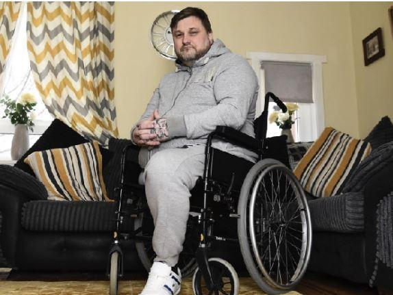 Terminally ill East Lothian father of five blasts: 'Cancers only get funding if there's a celebrity attached'