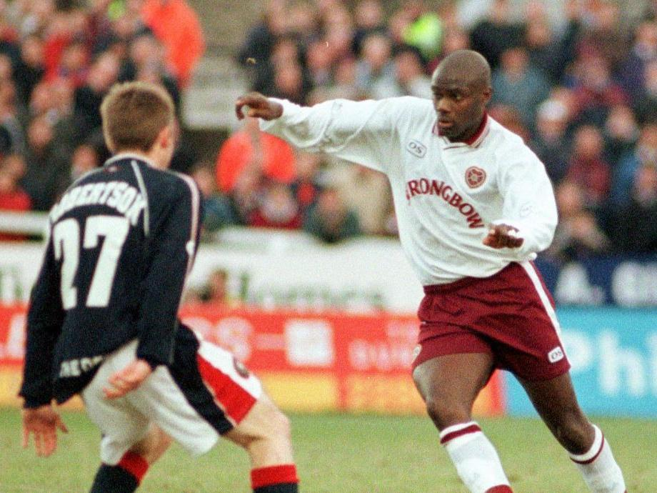 Hearts: The curious similarities between class of 98/99 and present day  after 27 matches - featuring Mo Berthe, Colin Cameron and great escape |  Edinburgh News