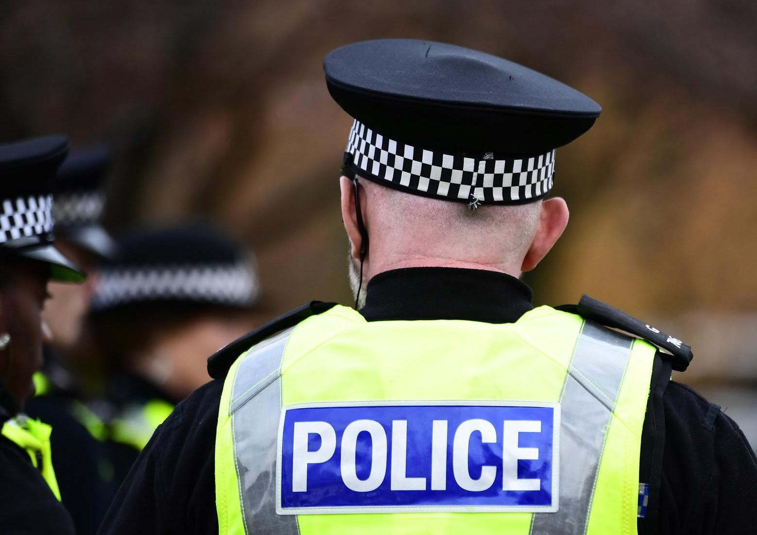 Woman, 87, suffers possible broken arm breaking up rammy in East Lothian town