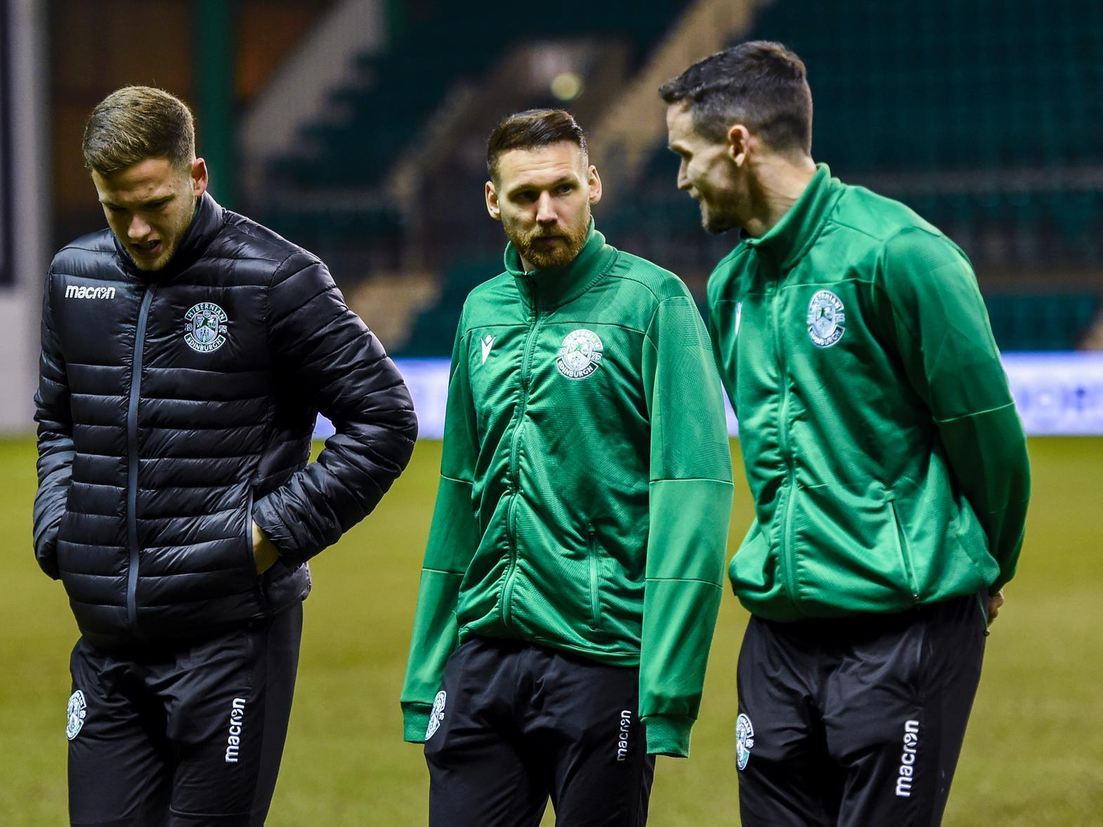 Hibs v Inverness CT LIVE: Updates from Easter Road