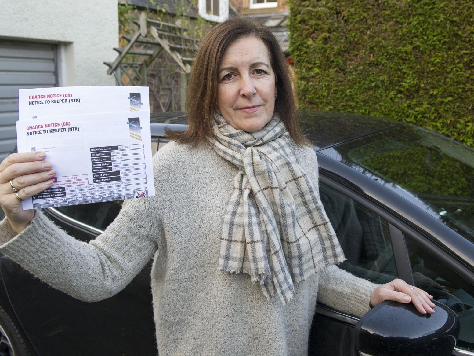 Driver fined £100 at Edinburgh Airport for pick-up mistake has fine revoked after Evening News stepped in