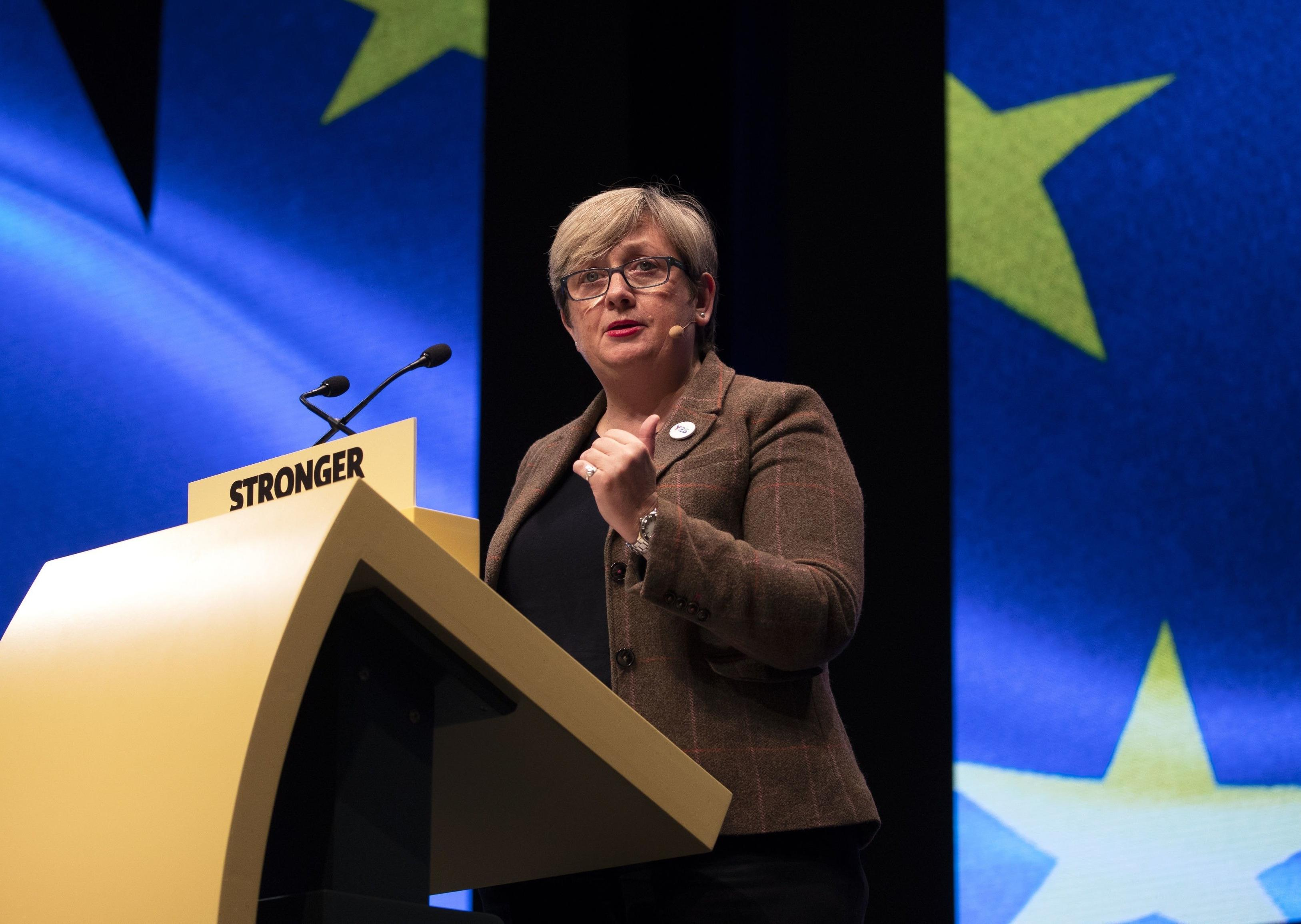 Scottish independence: Why Joanna Cherry vs Nicola Sturgeon would be a disaster – Helen Martin