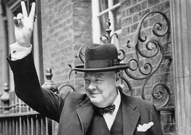 Churchill lost in 1945 because he had lost touch with the kind of future the people wanted