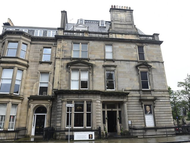 The Sir Arthur Conan Doyle Centre, Edinburgh