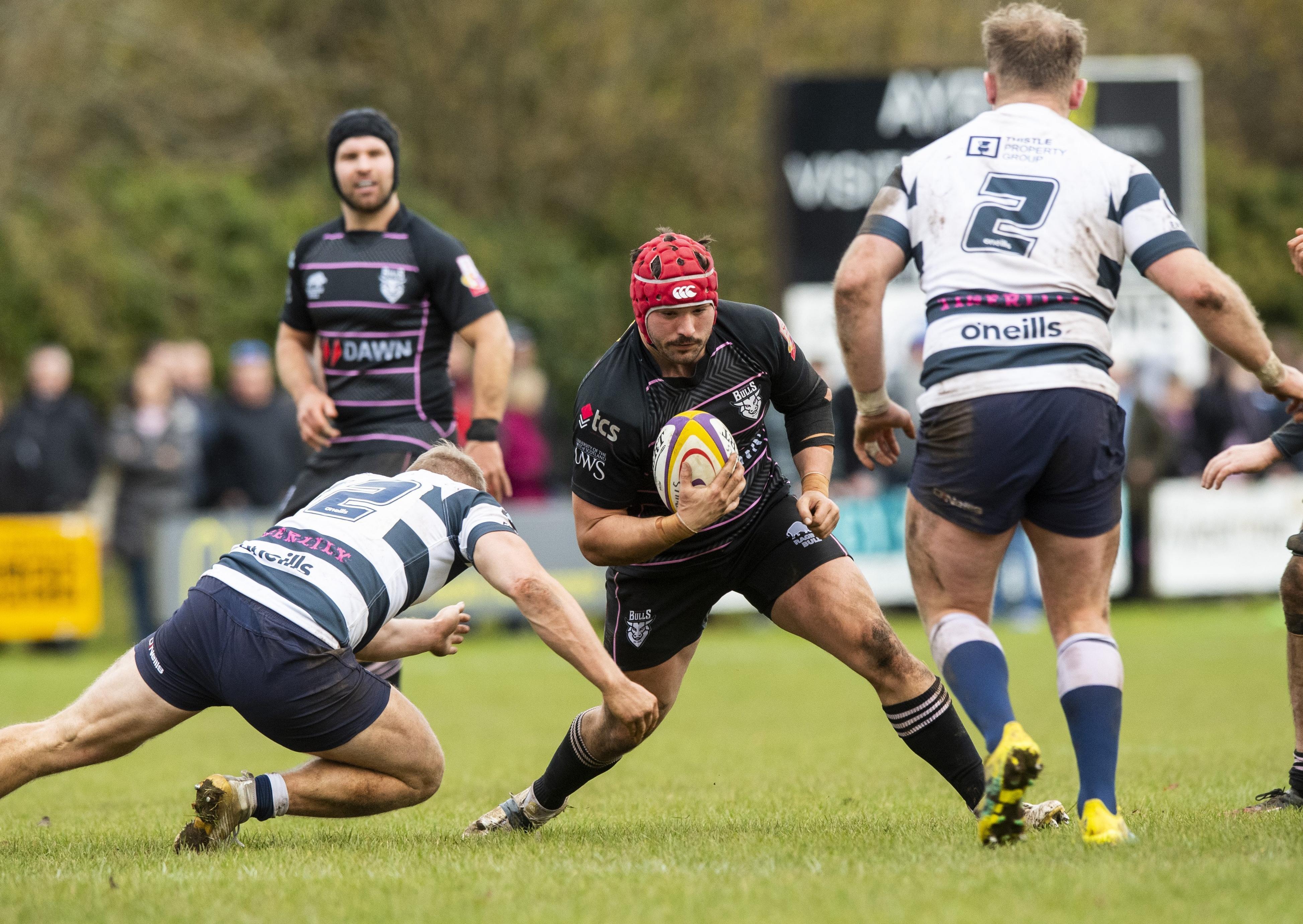 Edinburgh Rugby find room for Sam Kitchen
