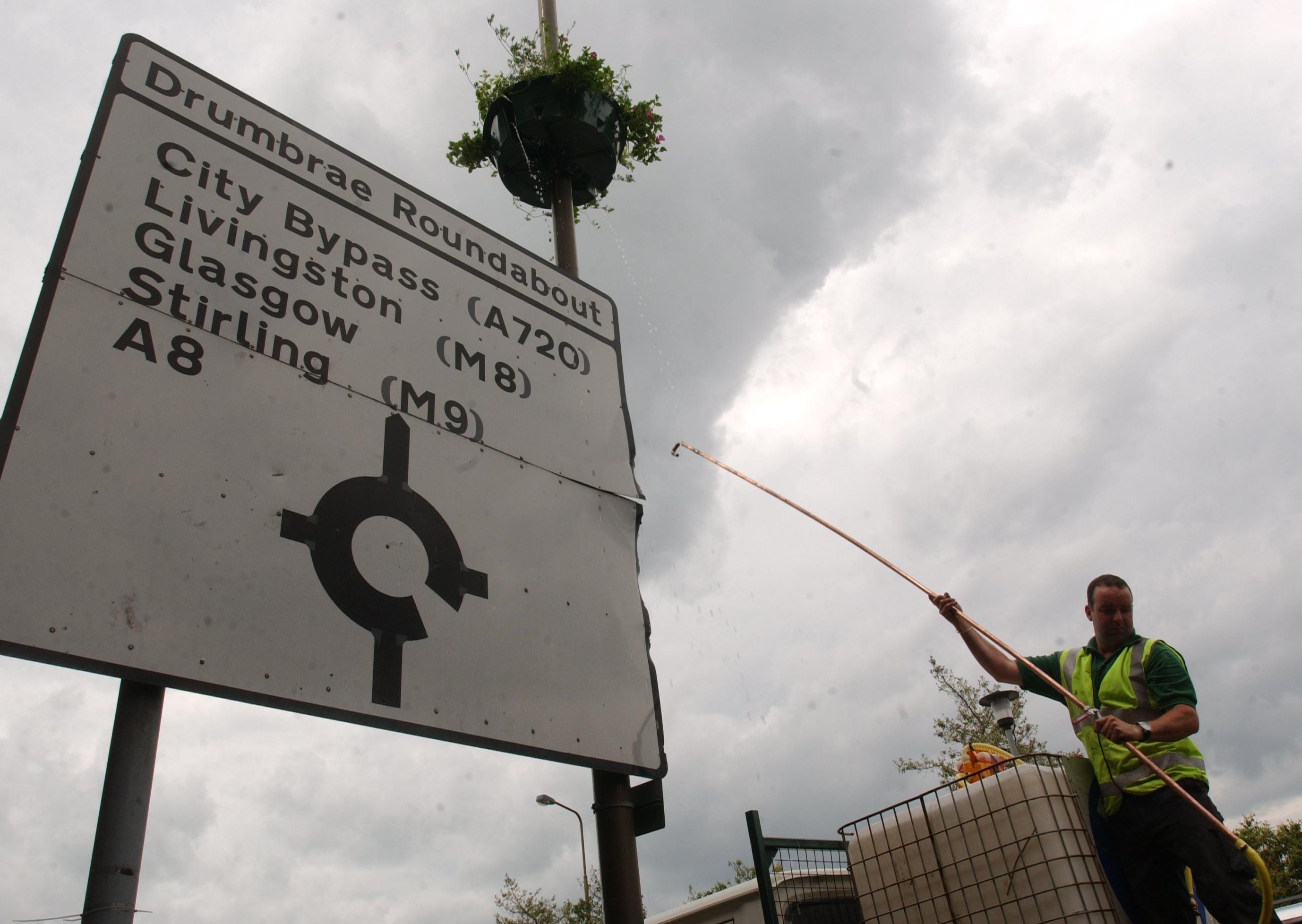 Is part of Edinburgh to be virtually sealed off? – Robert Aldridge