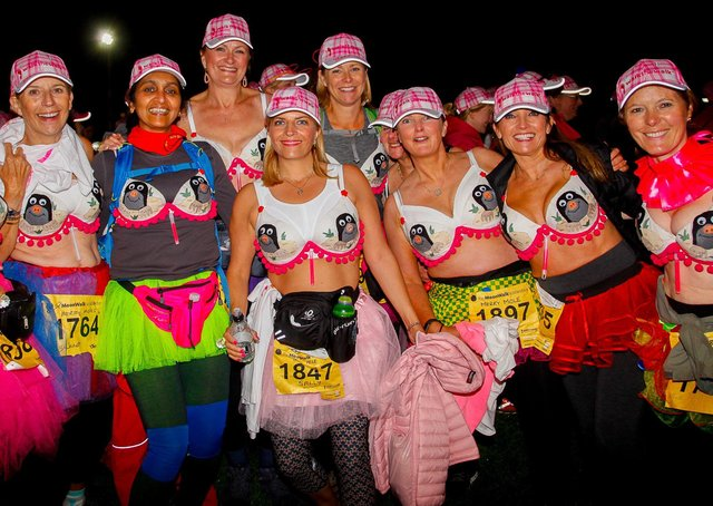 This year's MoonWalk was just one of many charity events called off during the lockdown (Picture: Scott Louden)