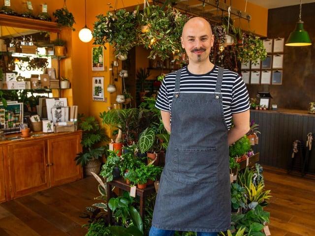 Graham Savage, creator of Shop Small Festival