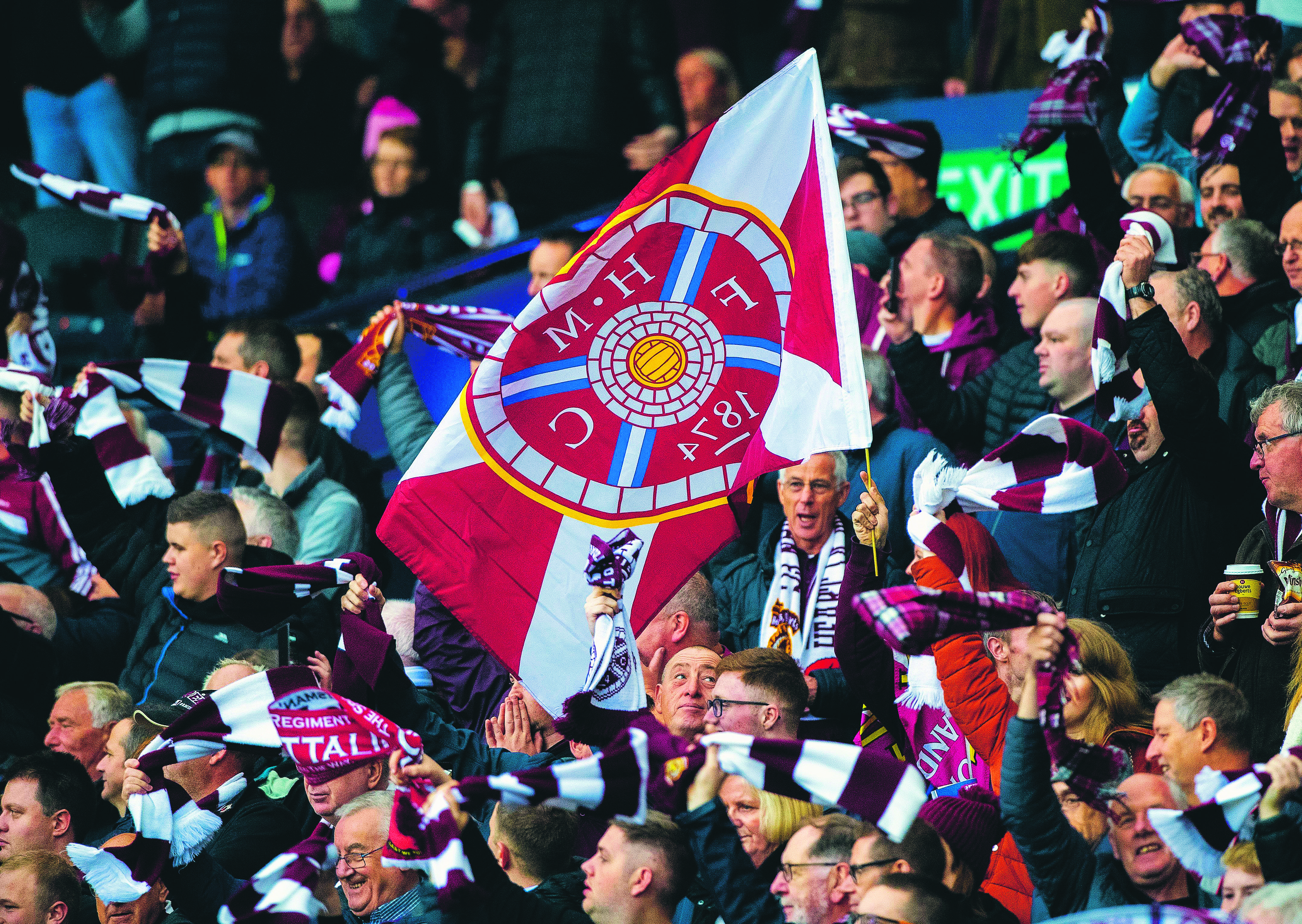 Why Jambos should get over it and not boycott Hearts' away games