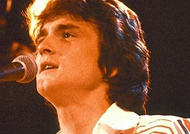 Bay City Rollers' Les McKeown