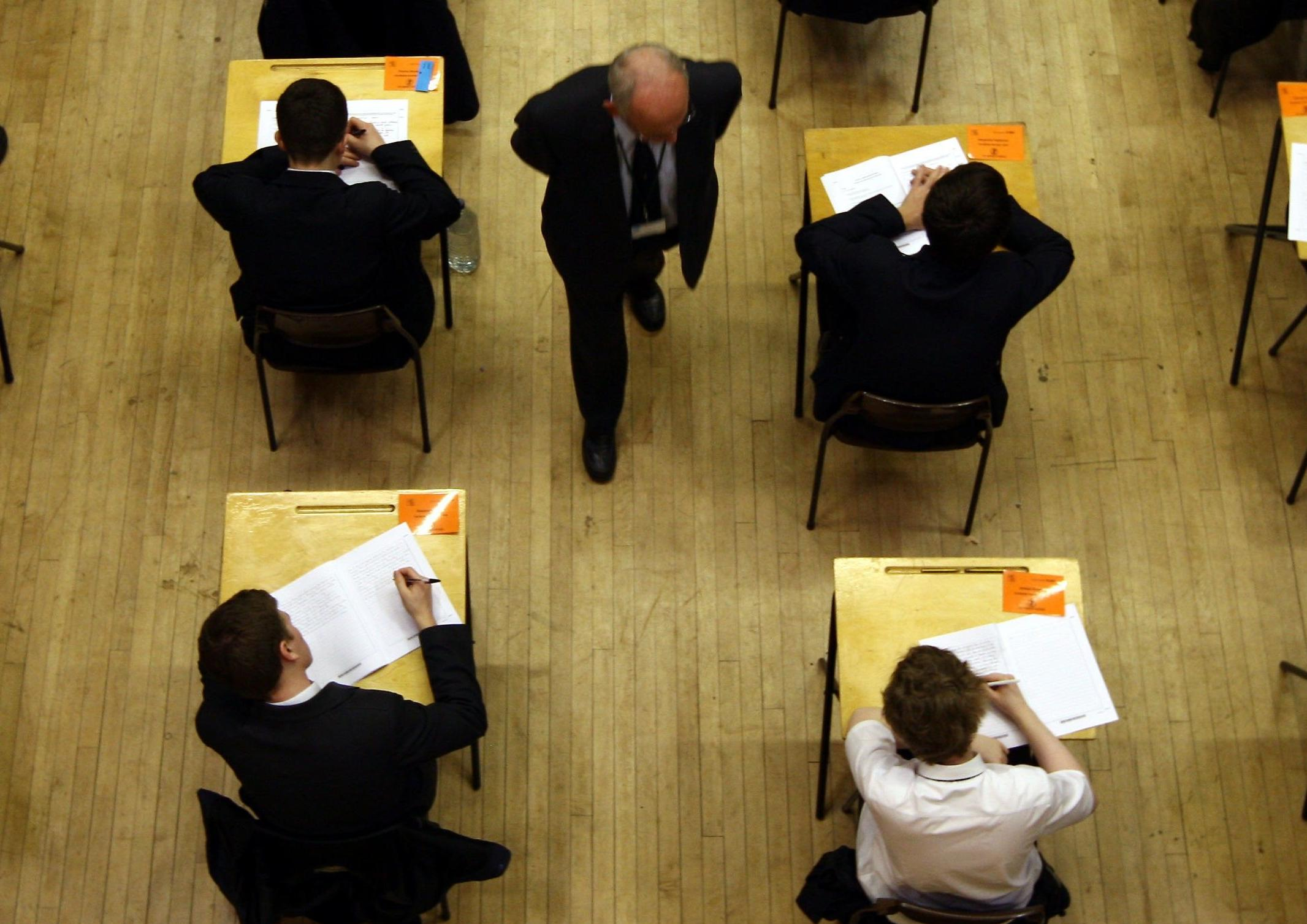Scots exams face axe next year as Covid cases spike