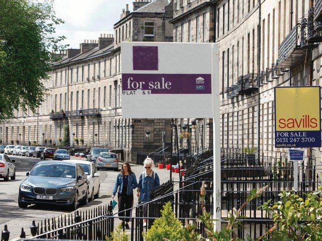 Savills predicts house prices to rise across the UK, but especially in Scotland, despite the aftermath of the pandemic and effects of Brexit