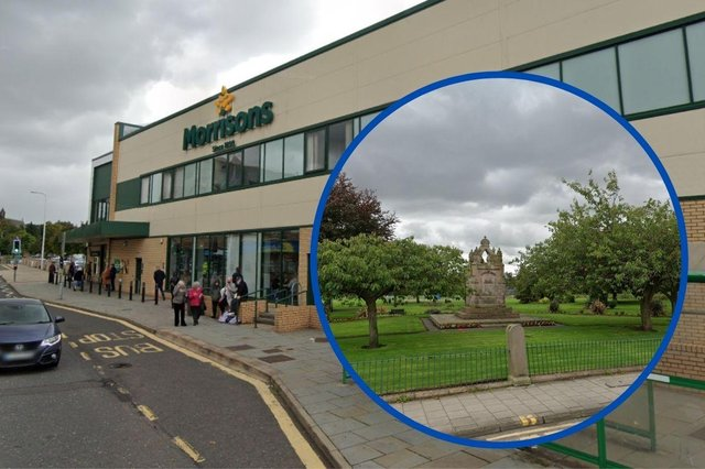 The force said it will focus its efforts around Kings Park and the Morrisons supermarket on Eskbank Road.