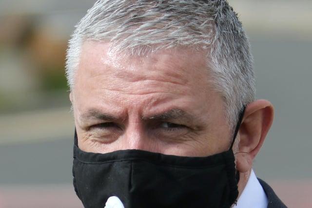 Jailed: Rapist William Whyte