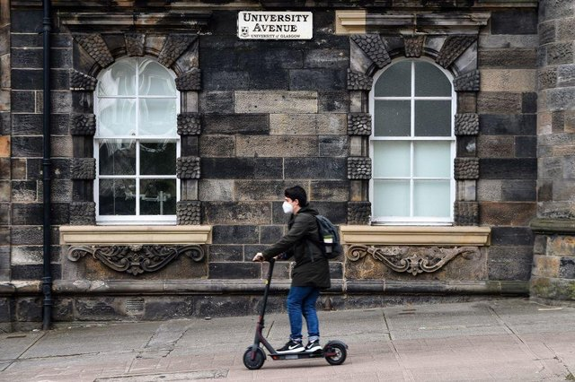 "The ""student exodus"" could impact more than a million people in higher education across the UK. (Photo by Andy Buchanan / AFP)"