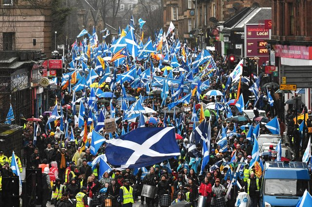 It is becoming clearer that a referendum on Scottish independence will happen, says Angus Robertson. Picture: John Devlin