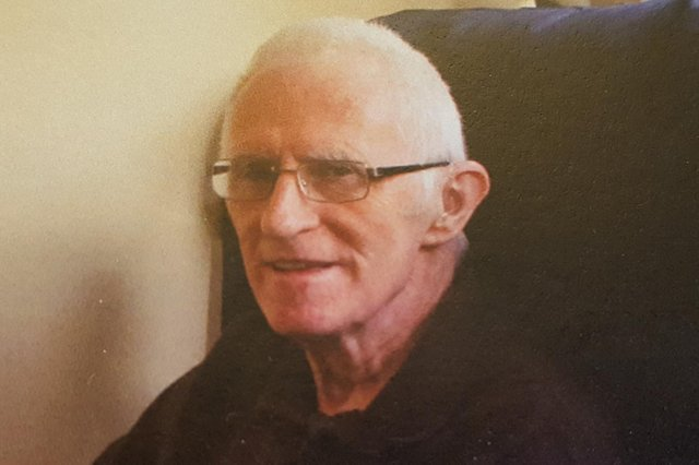 James Milne, 87, will have to move out of Drumbrae care home when it closes