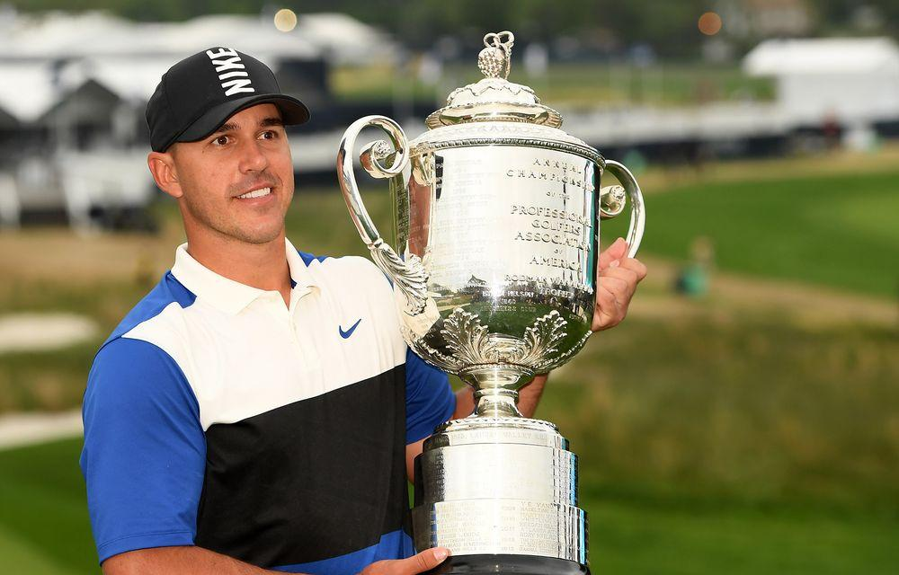 Major winners to the fore after first round in US PGA Championship