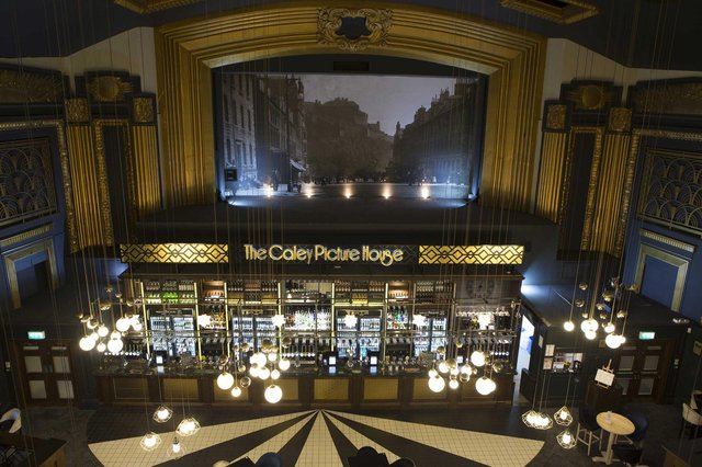 The JD Wetherpoon Scottish estate includes the Caley Picture House on Lothian Road in the centre of Edinburgh.