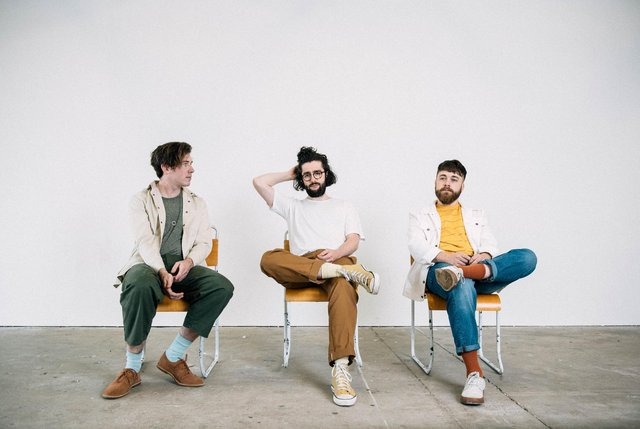 Fatherson, made up of Ross Leighton, Greg Walkinshaw and Marc Strain, have headlined sold-out shows across the UK and Europe