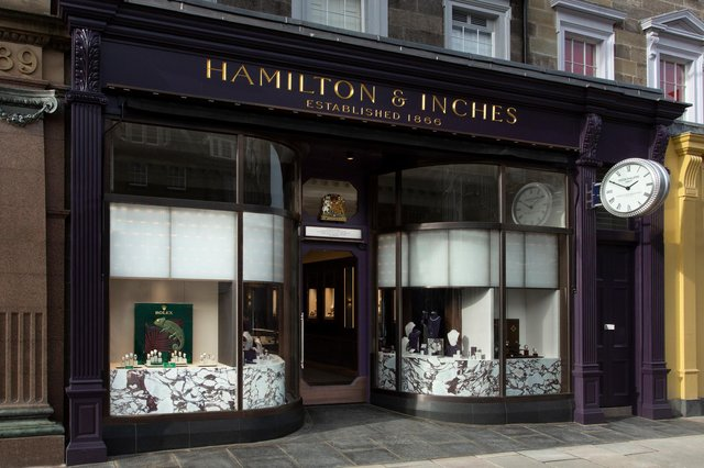 Hamilton & Inches has been closed since December but is ready to welcome customers back to their newly refurbished store
