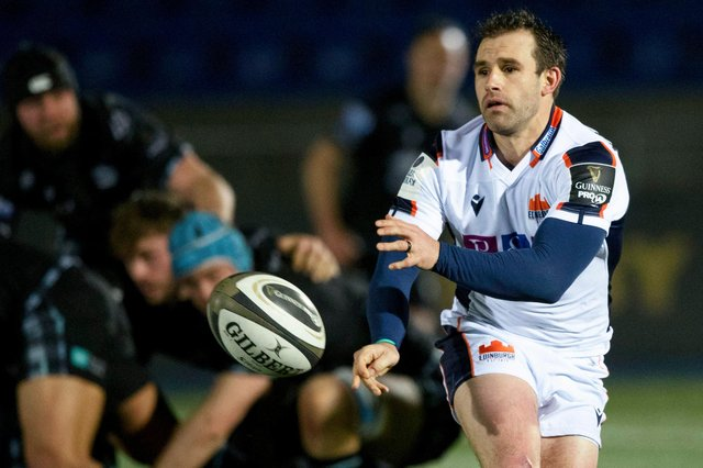 Nic Groom is leaving Edinburgh to move to England. Picture: Craig Williamson/SNS