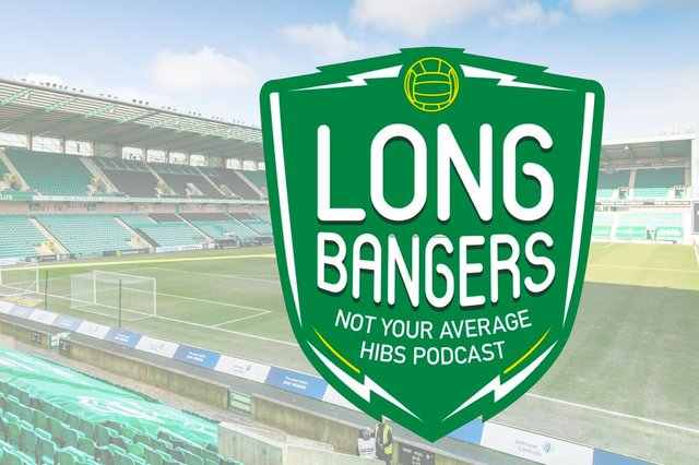The Longbangers podcast has taken off during lockdown - and is keen to keep providing for Hibs fans