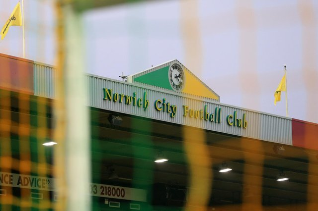 Norwich City have ended their brief partnership with BK8