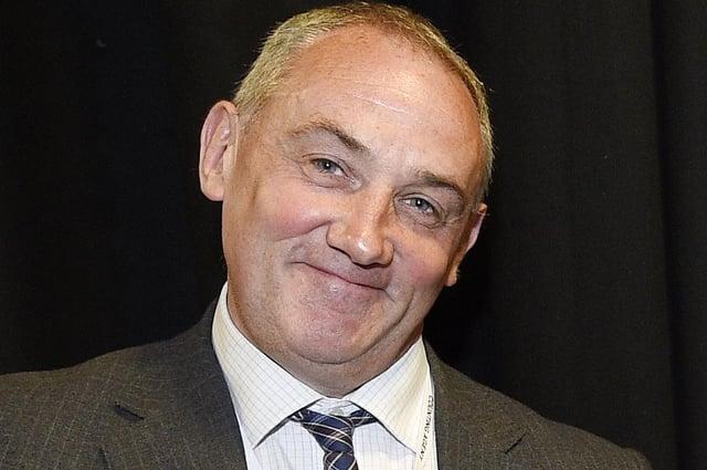 Paul McLennan - SNP MSP for East Lothian