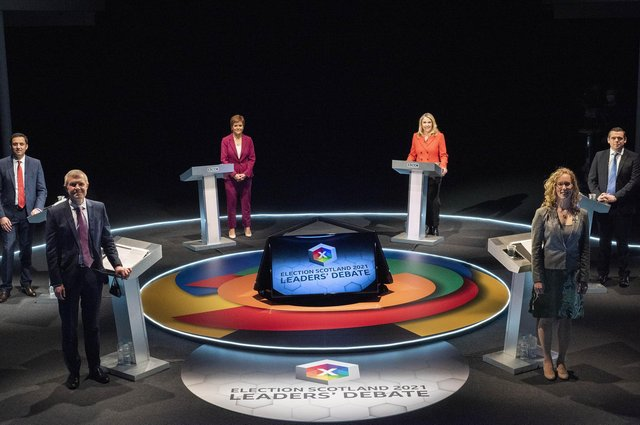 There was much squabbling but few answers in this week's leaders debate