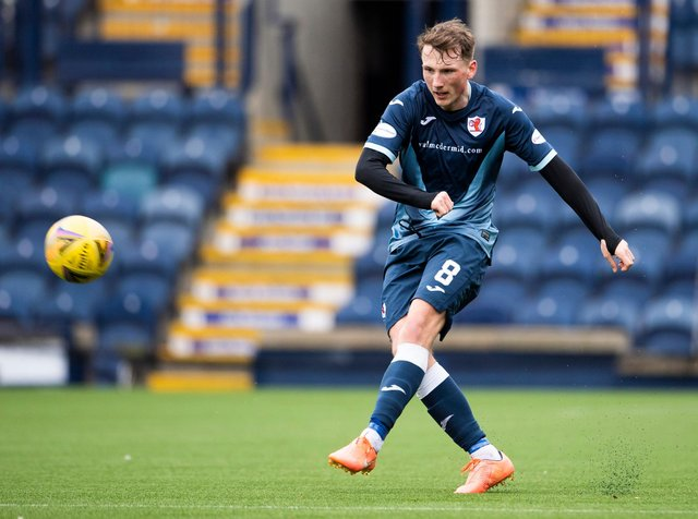 Regan Hendry has moved to England. (Photo by Paul Devlin / SNS Group)