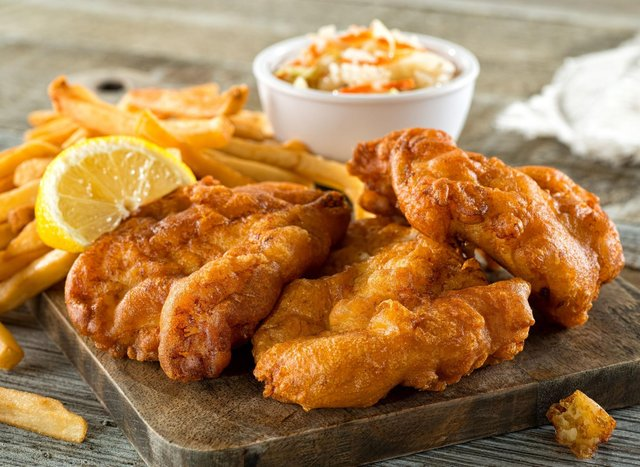Our readers choose the best fish and chip restaurants in Edinburgh.