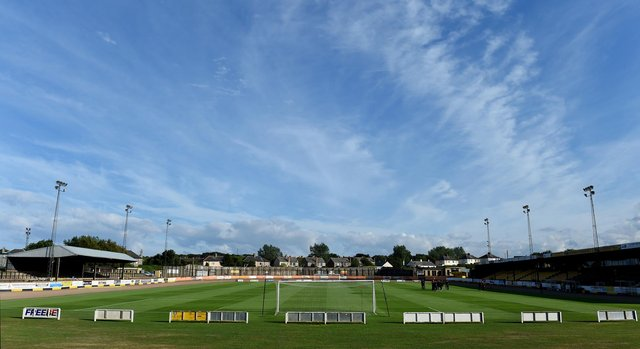 A Hearts side will face Berwick Rangers at Shielfield Park. Picture: SNS